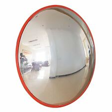 457133 Convex Safety Mirror Curved for Security Driveway Garage Parking 45MM