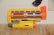 Nerf Recon Red Laser Dot Sight and Barrel Combo