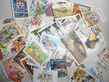 100 DIFFERENT AUSTRALIA USED STAMPS OFF PAPER GENUINE UNPICKED CHARITY KILOWARE