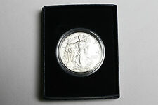 2011 - AMERICAN SILVER EAGLE - US MINT (W) - BURNISHED - UNCIRCULATED COIN