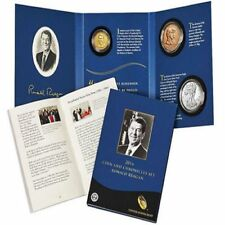 2016 Ronald Reagan Coin and Chronicles Set   Product Code 16PA