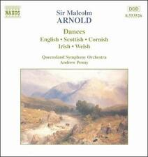 Sir Malcolm Arnold: Dances, New Music