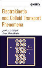 Elettrocinesi e fenomeni di trasporto colloidale, Jacob H. masliyah
