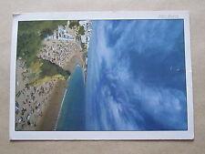 Peneco Beach, Albufeira, Portugal Postcard, 1990