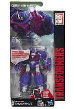 Hasbro Transformers IDW commander level G Series Sasser Shock Wave new spot