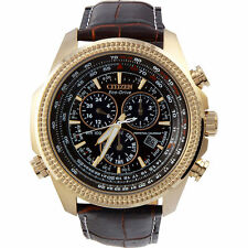 NEW Citizen Perpetual Calendar Men's Eco-Drive Watch - BL5403-03X