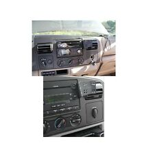 PanaVise CUSTOM IN-DASH PHONE/IPOD MOUNT for FORD SUPER DUTY 05-07 #751072005