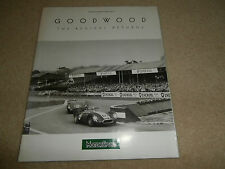 Goodwood Revival returns.1999.Lister-Jaguar.GT cars.Stewart.Tyrrell.Cooper.Lotus