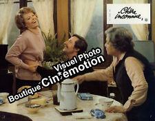 Photo Exploitation Cinéma 21x27cm (1980) CHÈRE INCONNUE Fontanel Signoret Rochef