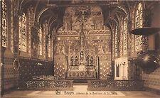 BR32080 Bruges Interieur de la Basilique du St. Sang belgium