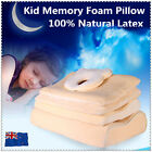 Pillow Baby Toddler Infant Child Kids Teenager Cot Pillow Memory Foam Confort