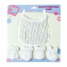 Me to You - Dress Up Tatty Puppy- Winter Coat Boots Outfit Accessory