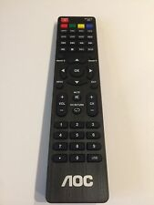 NEW OEM AOC TV REMOTE CONTROL LCD LED HDTV