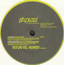 RITON VS. HOWDI - Closer / Walk On Water - Get Physical Music