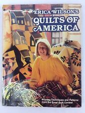 Quilts Of America Erica Wilson Techniques How To Make Create A Quilt