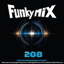 Funkymix 208 CD  Beyonce´Drake Fetty Wap Wale Alicia Keys Ghost Town DJ's
