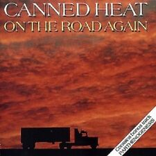 """CANNED HEAT """"ON THE ROAD AGAIN"""" CD NEUWARE"""