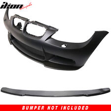 2007-2013 BMW E90 E92 E93 for M3 Replica Bumper Carbon Fiber Lip