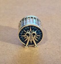 Disney Parks Pandora Mickey Fairest Fun Wheel Silver Charm NEW IN BOX