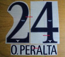 AMERICA DE MEXICO 2014-15 O. PERALTA AUTHENTIC NAME AND NUMBER HOME SET