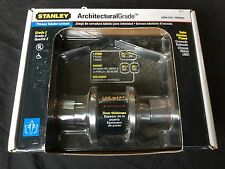 Stanley Architectural Grade 2 Lockset Locksmith