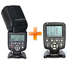 Yongnuo YN-560 III Aufsteckblitz Systemblitz mit Controller YN560-TX für Nikon