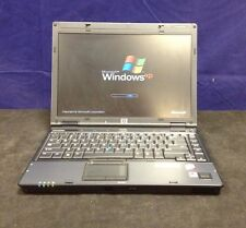 HP Compaq 6910p Pro Laptop Core 2 Duo 2.10GHz 2GB Ram 80GB HD hdd#
