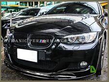 Carbon AK Type Front Bumper Lip Fit For BMW E92 E93 M-Sport 328i 335i 2Dr 07-10