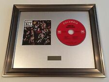 SIGNED/AUTOGRAPHED GEORGE EZRA - WANTED ON VOYAGE CD FRAMED PRESENTATION..RARE