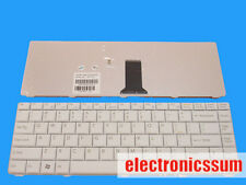 For SONY Vaio VGN-NR VGN-NS V072078AS2 53010BM03-203-G Laptop Keyboard US White