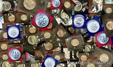 1968 to 2015 P+D Roosevelt Dime Set ~ Does Not Include 1996 W 1982 PD & 1983PD