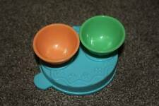 Fisher Price Sweet Streets Tea Cups Country Fair Carnival Doll Toy RARE HTF Blue