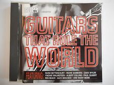 GUITARS THAT RULE THE WORLD - COMPIL' METAL BLADE || CD Album RTL Port 0€