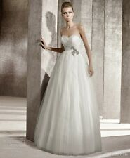 Pronovias Jaspe Wedding Dress Size 8 - Price Dropped For A Quick Sale