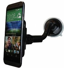 360° Supporto Auto ad es. per HTC One M8 M7 2 V S Desire X Mini