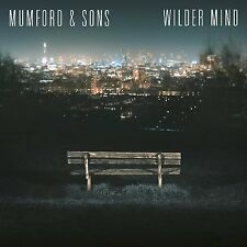 MUMFORD AND SONS WILDER MIND CD ALBUM (May 4th 2015)