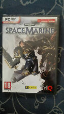 Warhammer 40.000 Space Marine PC  SIGILLATO  ITALIANO