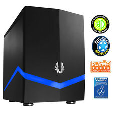 BitFenix Colossus Mini ITX Gaming PC Case - Black  (BFC-CLI-300-KKLS1-RP)