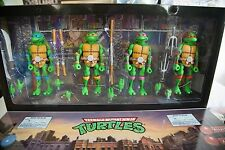 "NECA SDCC Teenage Mutant Ninja Turtles 6"" Action Figure Exclusive Box Set 2016"