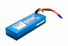 Dynamite Reaction DYNP4009EC 7.4V 6400mAh 2S 80C Hardcase LiPo Battery w/ EC3
