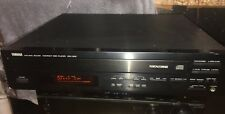 * Yamaha CDC-645 Natural Sound 5 Compact Disc Player Changer