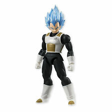 Bandai Dragon Ball Z Super Shodo God SS Vegeta Action Figure NEW Toys DBZ