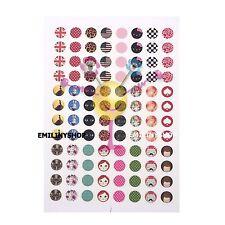 96 IMAGES DIGITALES THEME MIXE ET LAPIN CRETIN POUR CABOCHON A4 NEUF
