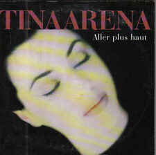 Tina Arena-Aller Plus Haut cd single