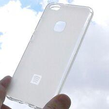 Custodia in silicone tpu anti-shock trasparente cover per Huawei P10 Lite