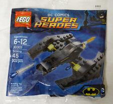 Lego 30301 DC Comics Super Heroes Batman Batwing Set Exclusive Polybag Sealed