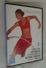 HOOPNOTICA level 3 Intermediate HOOPDANCE Hula Dance Hoop Fitness Program DVD