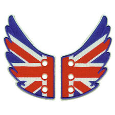 SHWINGS British UK Flag WING wings for your shoes official designer NEW 11001