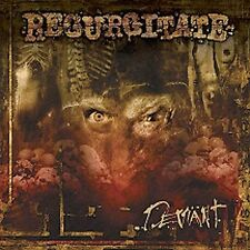 Deviant Regurgitate Audio CD