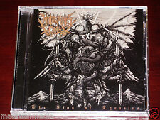 Mongrels Cross: The Sins Of Aquarius CD 2012 Hells Headbangers USA HELLS 083 NEW